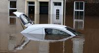 وضعیت بد و نامساعد جوی در بریتانیا وضعیت مردم را سخت کرد