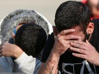سارقان خشن گوهردشت دستگیر شدند
