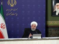 روحانی: در زمینه بیماری کرونا از سه مرحله عبور کردهایم +فیلم