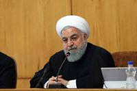 روحانی در نشست خبری با امیر قطر چه گفت؟ +فیلم