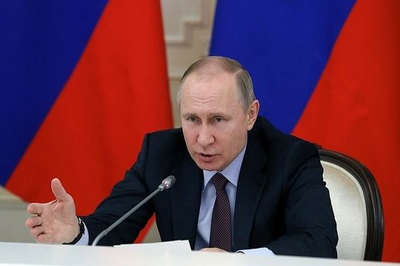پوتین ۱۵ ژنرال این کشور را عزل کرد