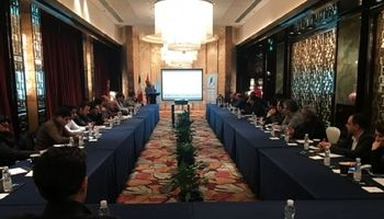 برگزاری نشست بررسی چالشهای حمل و نقل ایران و چین