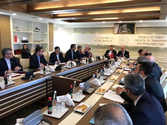 ایران مصمم به توسعه روابط اقتصادی و سیاسی با ترکیه است