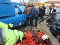 جانباختن ۲۵تن بر اثر تصادفات در دومین روز تعطیلات