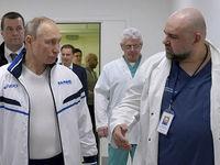 پزشکی که هفته پیش با پوتین ملاقات کرد، کرونامثبت شد