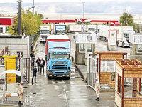 تصویر ۷ ماهه تجارت ایران و ترکیه