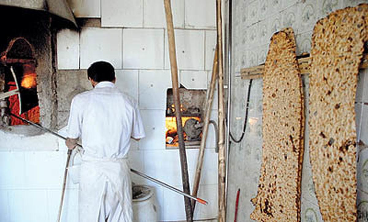 نانوایان به دنبال افزایش ۴۰درصدی قیمت نان