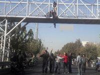 خودکشی نافرجام دختر جوان در پایتخت +عکس