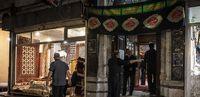 نگاهی به بازار فرش مشهد +عکس
