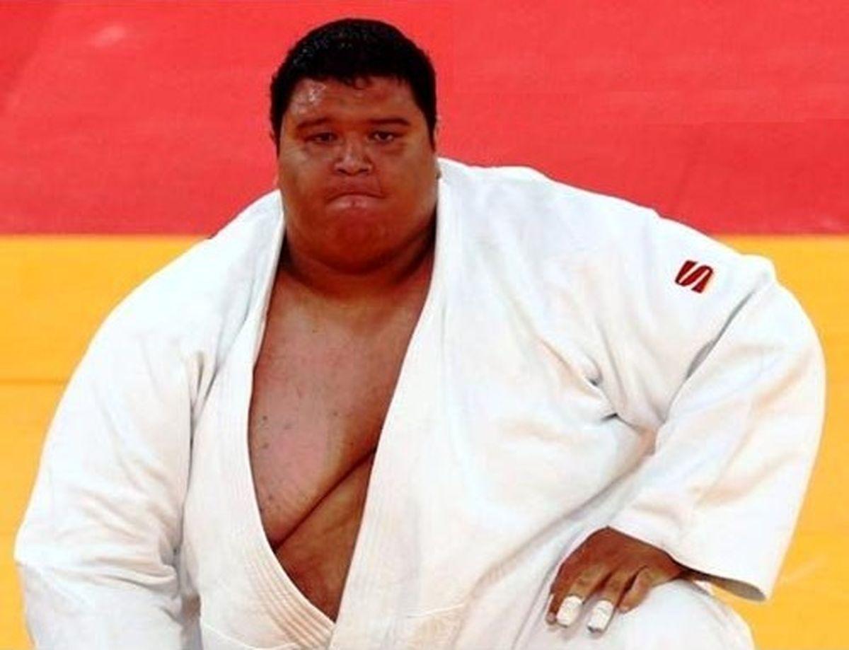 غول پیکرترین ورزشکار تاریخ المپیک +عکس