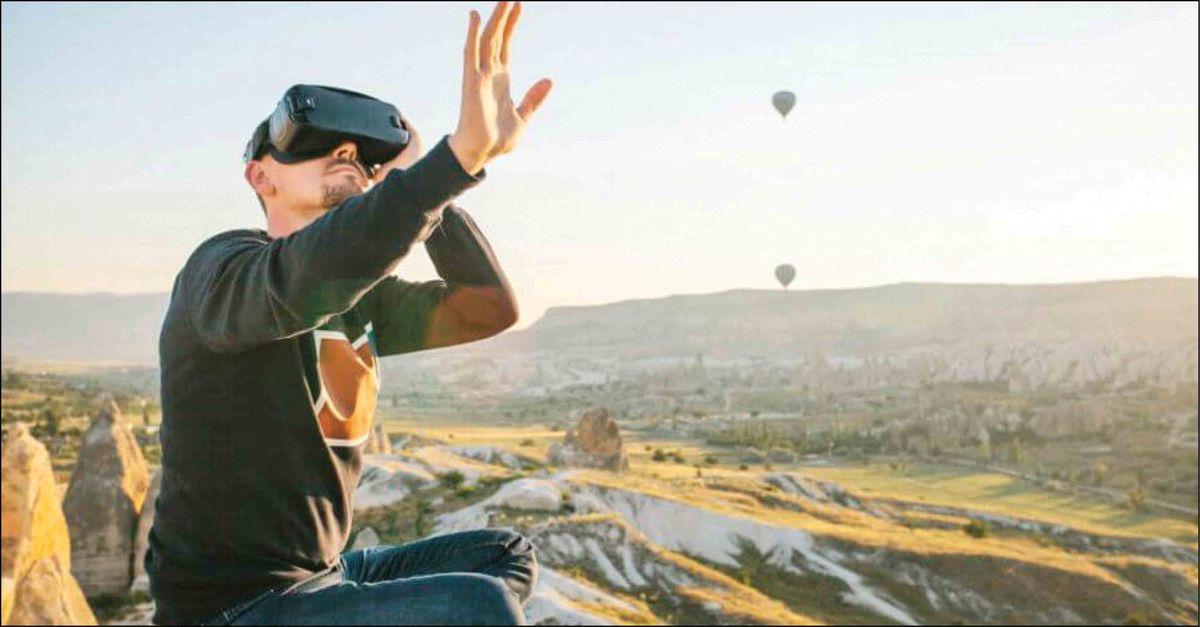 سفر با واقعیت مجازی در دوران کرونا