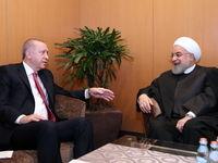 همکاری ایران و ترکیه برای کمک به حل مشکلات منطقه