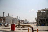 مخازن ذخیرهسازی میعانات گازی پارس جنوبی به بهرهبرداری میرسد