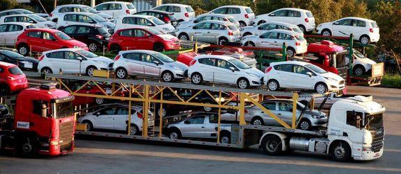 ثبت سفارش برای واردات ۸۰ هزار خودرو