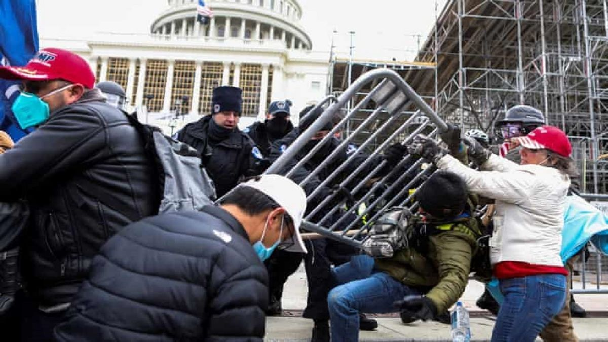 تهدید مکرر قانونگذاران آمریکایی پس از حملات کنگره