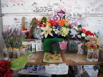 برگزاری مراسم سالگرد آتشگرفتن برج گرنفل