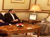 رایزنیهای معاون سیاسی وزیر امور خارجه در مسقط