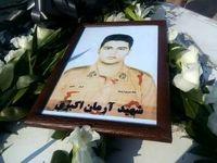 سقوط بهمن جان سرباز ۱۹ ساله مرزبانی ارومیه را گرفت
