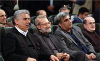 لاریجانی در نود ششمین سالگرد میرزا کوچکخان +عکس