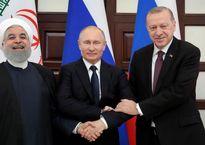 اجلاس سران ایران، روسیه و ترکیه اواسط مرداد برگزار میشود