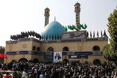تشییع بهرام شفیع