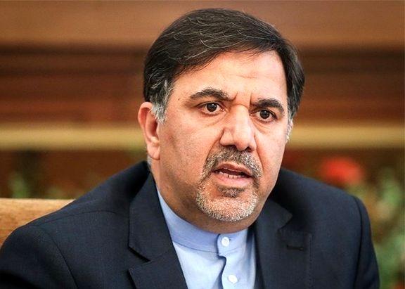 آخوندی از فرودگاه مشهد بازدید کرد