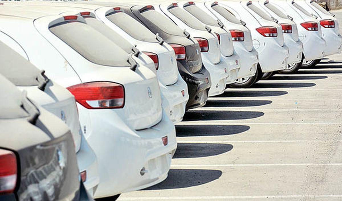 قیمت برخی خودروها کف بازار کمتر از کارخانه شد