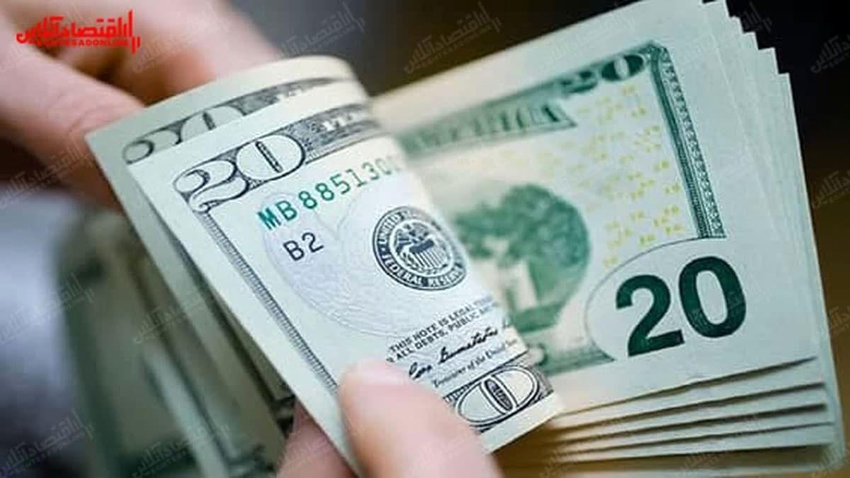 دلار برگشت / قیمت در بازار آزاد به ۲۲۳۵۰رسید
