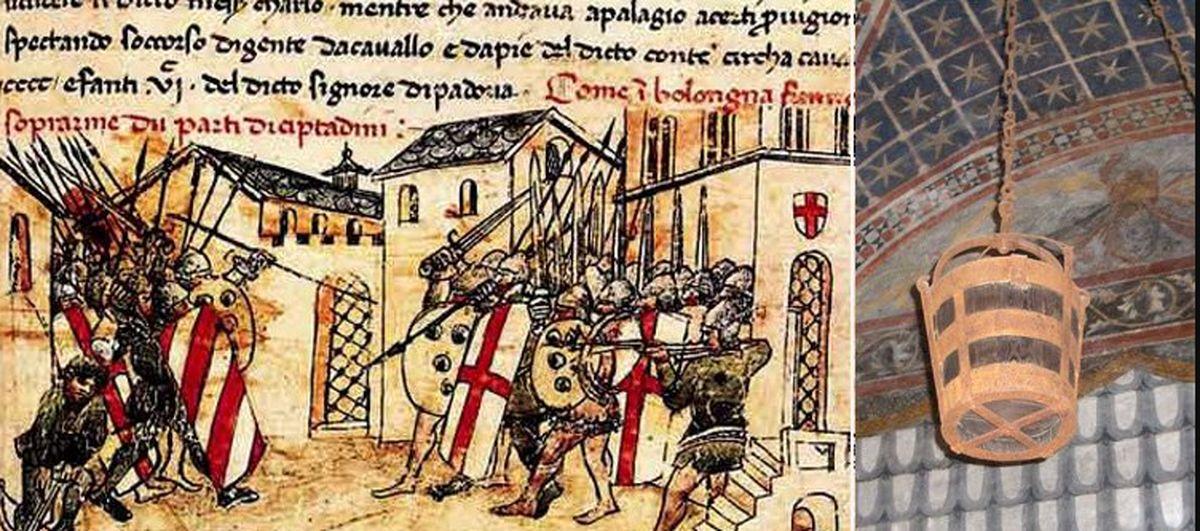 چگونه عجیبترین جنگ تاریخ ایتالیا از یک سطل شروع شد؟