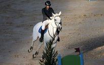 مسابقات پرش با اسب تور قهرمانی کشور +تصاویر