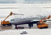 عملیات ناموفق یخزدایی هواپیمای ماهان پس از ۷ ساعت