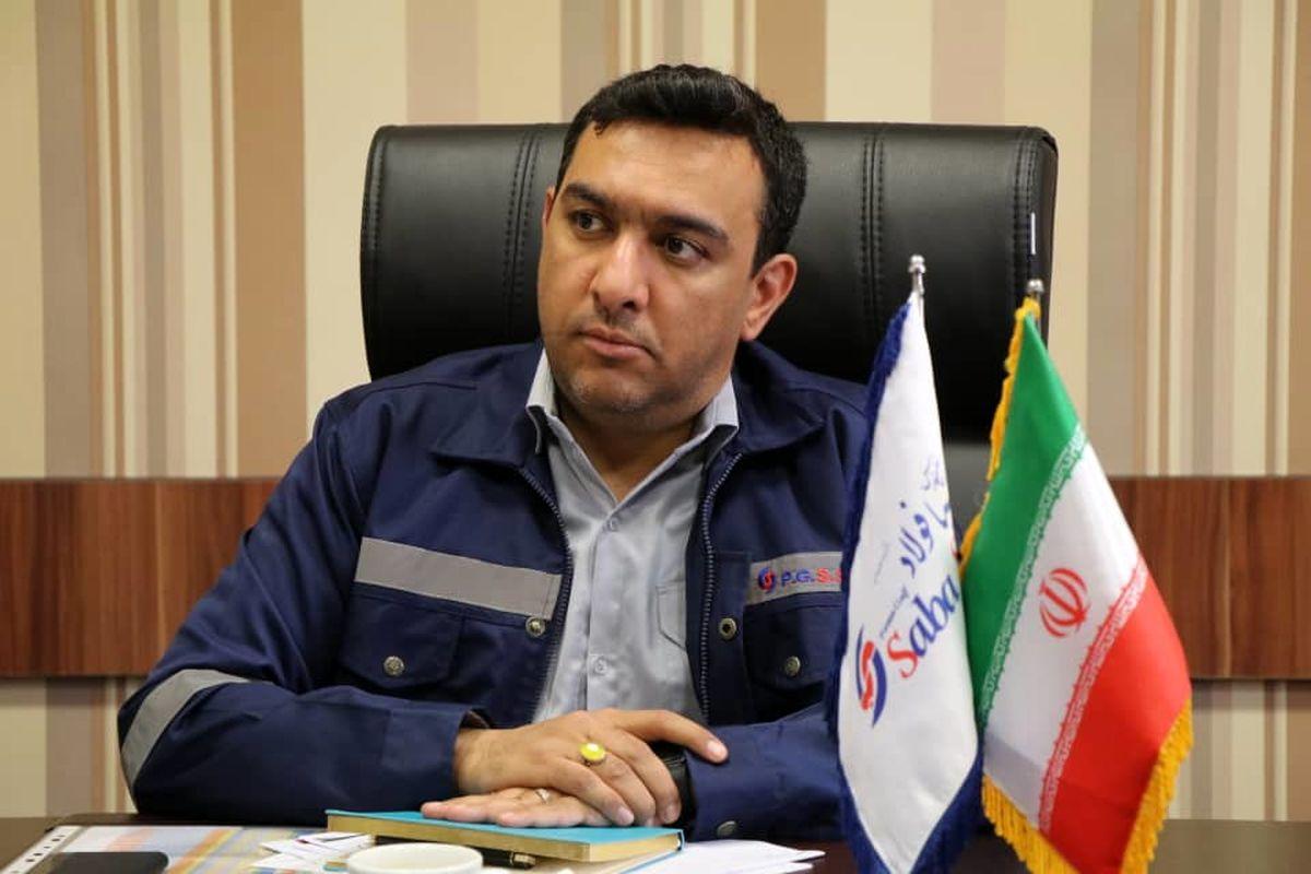 تحول در تولید محصولات شرکت صبا فولاد خلیج فارس