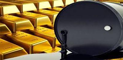 قیمت نفت و طلا افزایش یافت