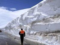 استانهای غربی برای برف نیممتری آماده باشند