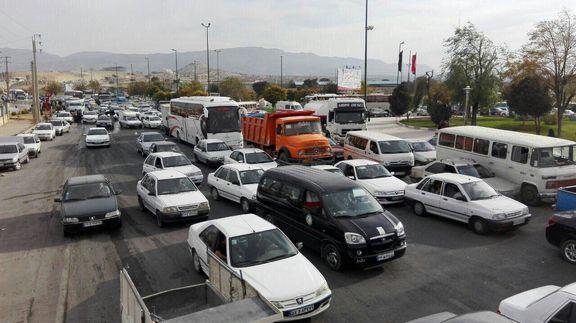 تردد خودروهای شخصی از ۱۵تا ۳۰مهرماه در مرزها ممنوع است