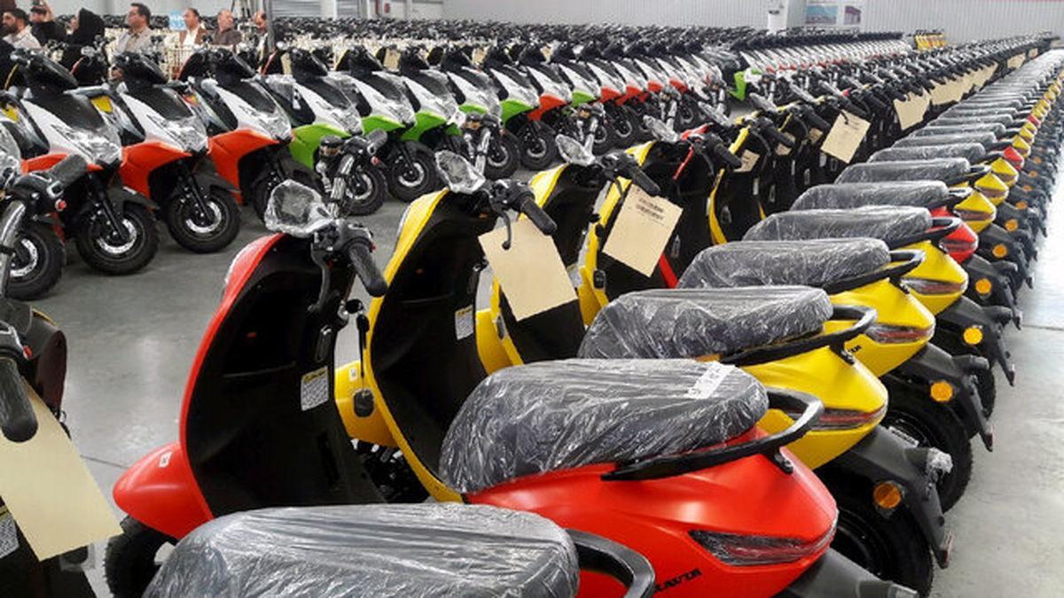 واردات موتورسیکلتهای لوکس و میلیاردی