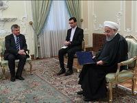 روحانی: روابط ایران و عراق الگویی مثال زدنی در منطقه است/ امیدواریم  این روابط، بر همه منطقه الگویی تاثیرگذار باشد
