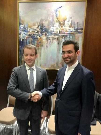 آمادگی ایران برای ایجاد شرکتهای مشترک در حوزه ارتباطات با روسیه/ ایجاد ابزارهای تکنولوژی پیشرفته ارتباطات بین دو کشور