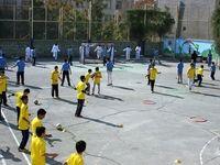 فردا دانشآموزان تهرانی در فضای بسته ورزش میکنند!