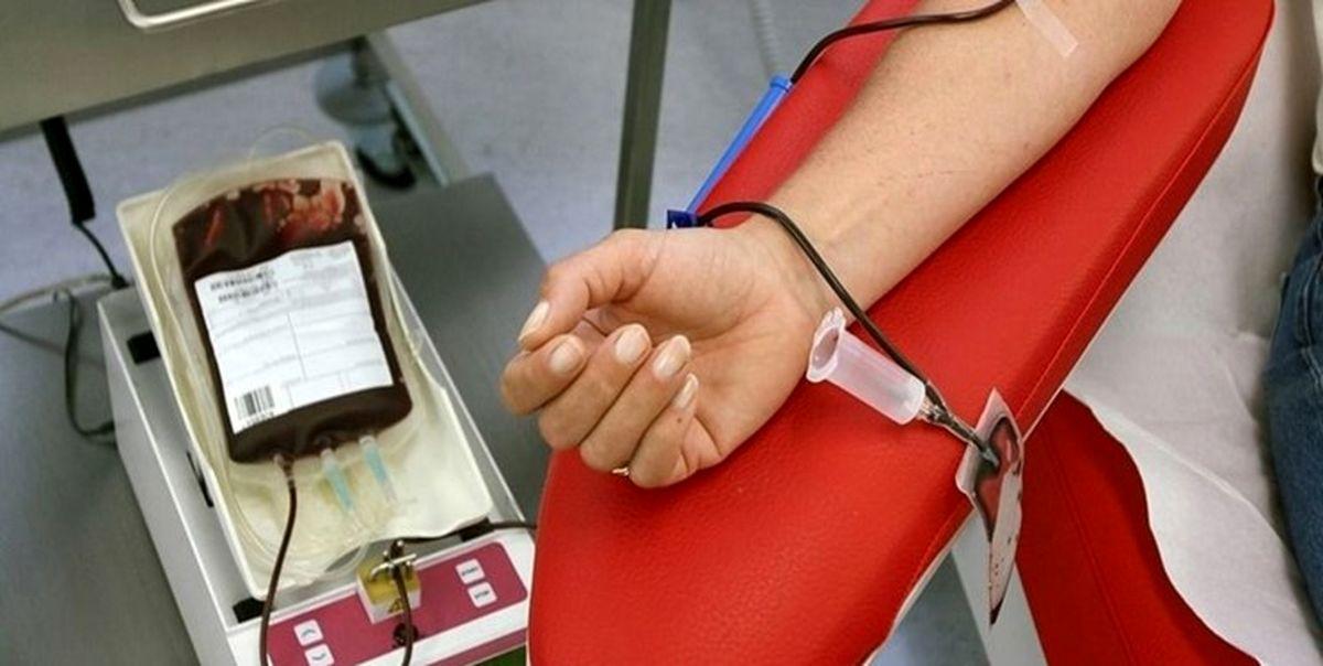 نیاز بیشتر ۶استان به اهدای خون