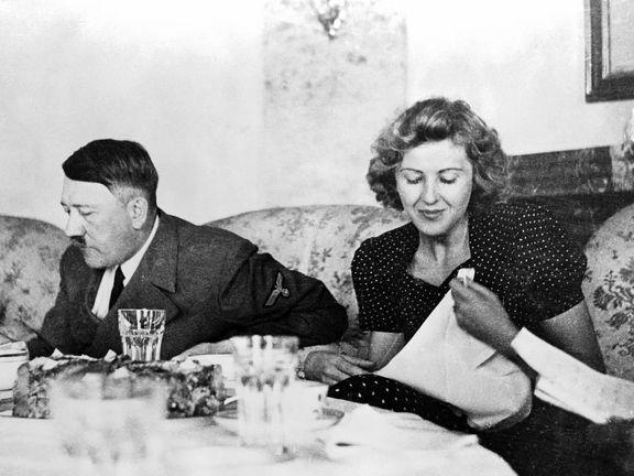 تنها معشوقه هیتلر +تصاویر