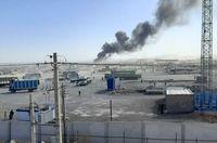 آتشسوزی دوباره در مرز افغانستان با ایران