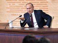 پوتین: روسیه پاسخ تحریمهای آمریکا را خواهد داد