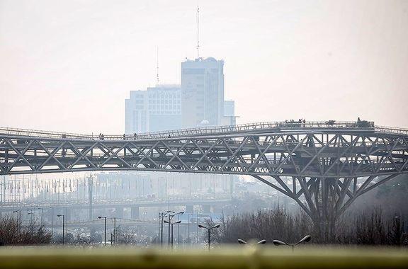 مهار روند فزاینده آلودگی هوای تهران