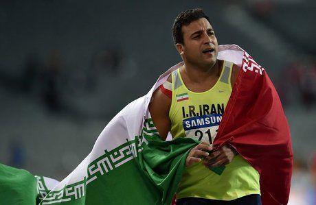 احسان حدادی به فینال قهرمانی جهان صعود کرد