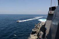 ادعای آمریکا: شناورهای ایرانی در خلیج فارس به کشتیهای ما نزدیک شدند