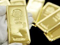 قیمت طلا بالای 1800دلار ماند