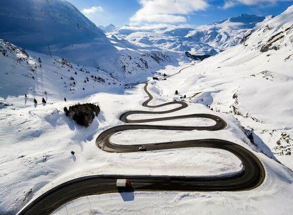 هشدار به رانندگان ؛ برف و باران در جادههای کشور