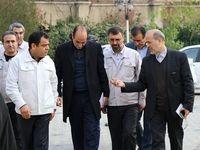 بازدید اعضای کمیسیون آموزش و تحقیقات مجلس شورای اسلامی از مرکز تحقیقات و نوآوری سایپا