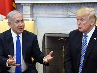 ترامپ: با پولی که به اسرائیل میدهیم، از خودش دفاع کند